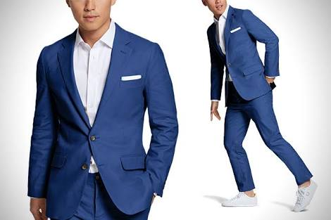Tailored Suit: My Reference