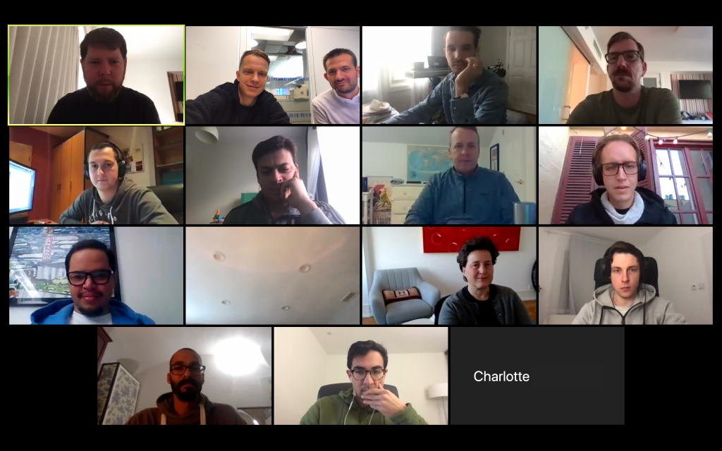 Snapshot of our all-hands
