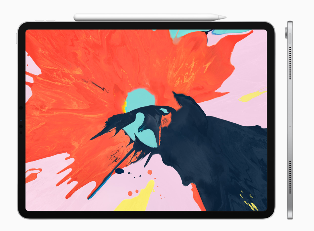 iPad Pro (2018) - 11 inch: My Creative Machine